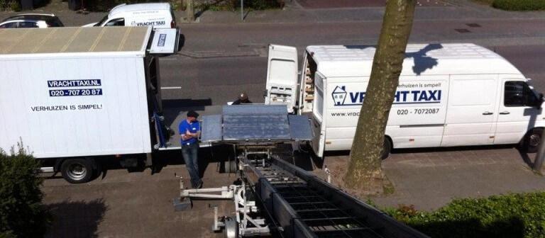verhuislift in amsterdam huren