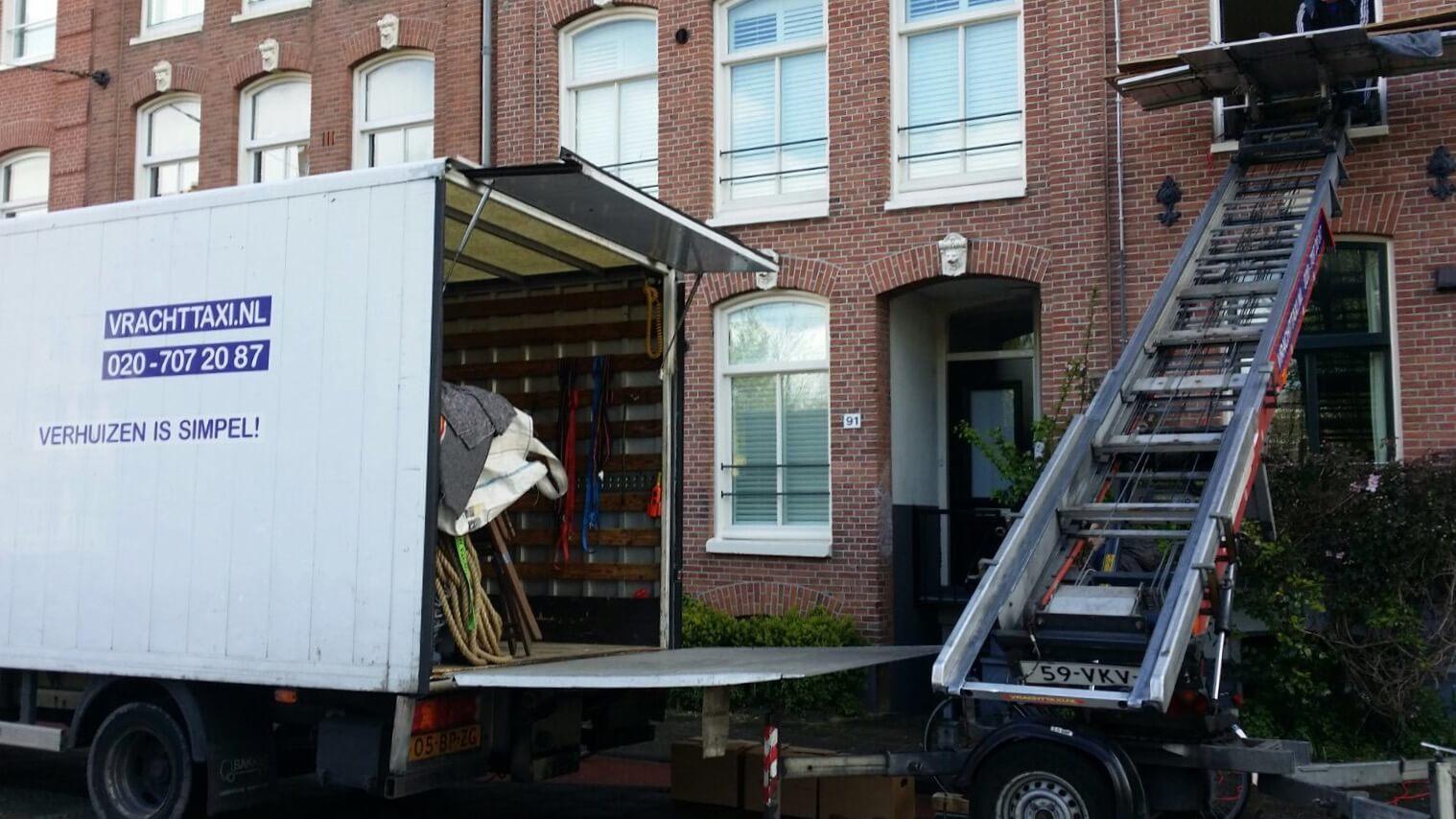 Verhuisservice Amsterdam