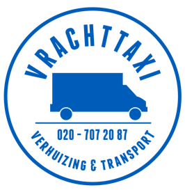 Vrachttaxi - Your mover in Amsterdam